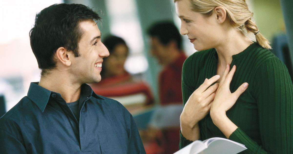 Rätt kroppsspråk kan ge dig jobbet