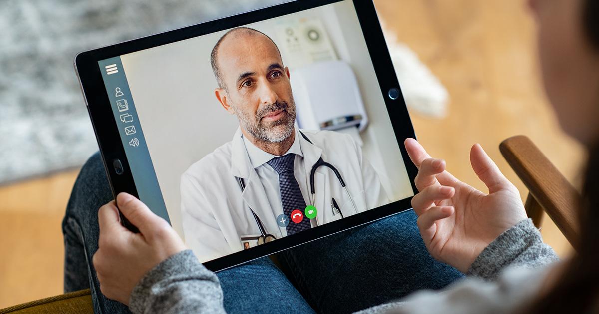Digital hälsa blir allt vanligare