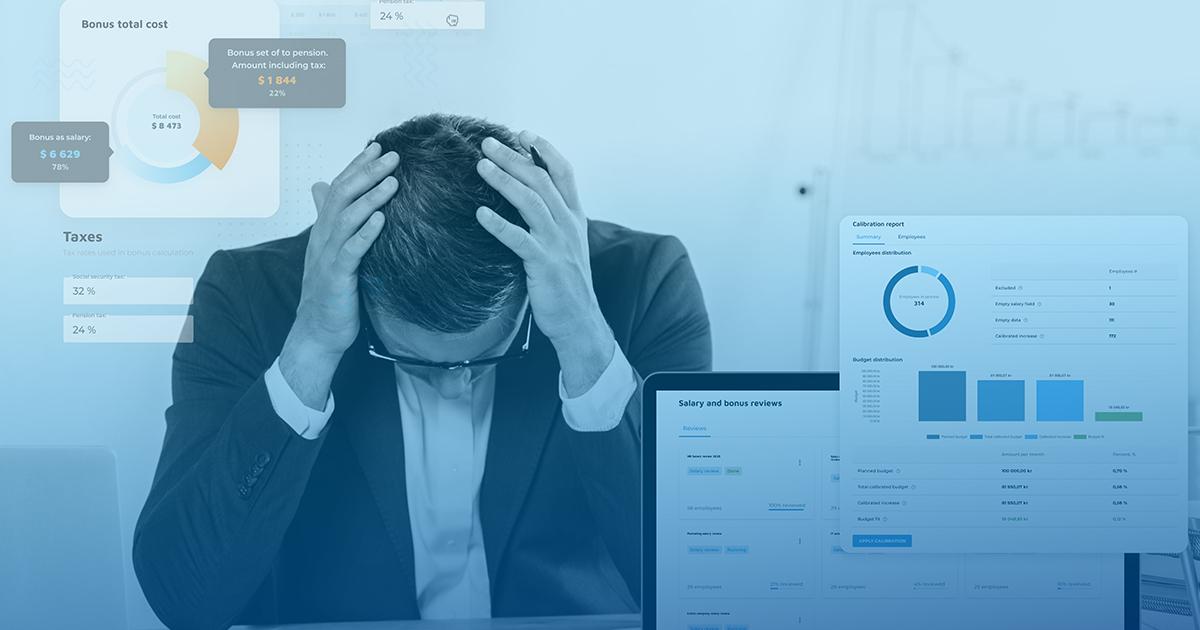 Fyra vanliga fel med din lönerevision