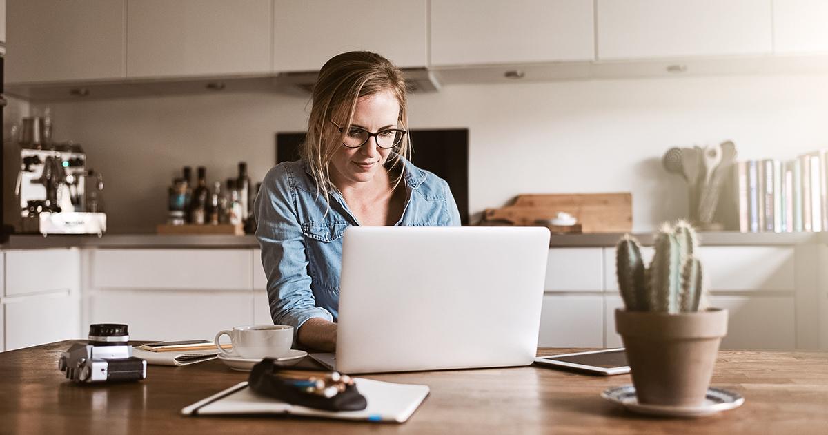 3 bästa tipsen för hemmakontoret