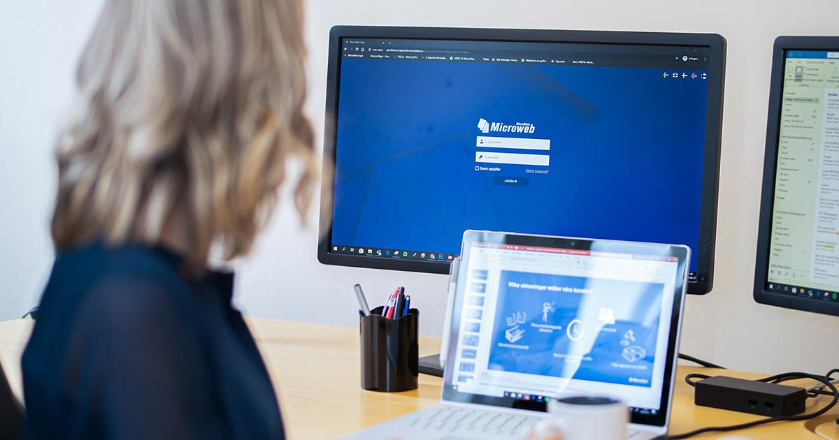 Digitalisera ert HR-arbete på ett säkert sätt